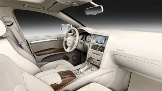 Diseño interior > Audi Q7 coastline > Audi concept cars > Audi Curacao