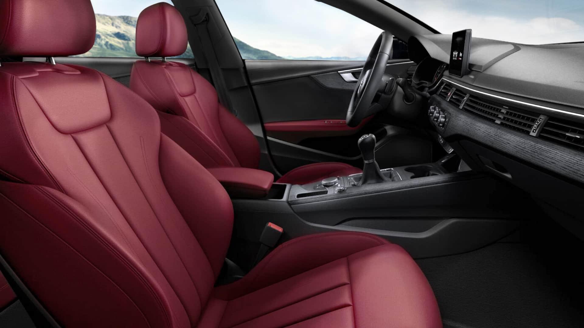 Audi A Sportback Audi Curacao - Audi car seat