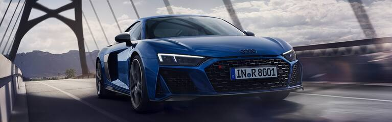The new Audi R8 Coupé V10 performance quattro